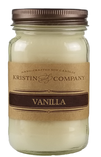 Kristin and Co 16oz-vanilla