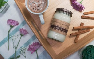 Our 10 Most Popular Soy Candle Scents